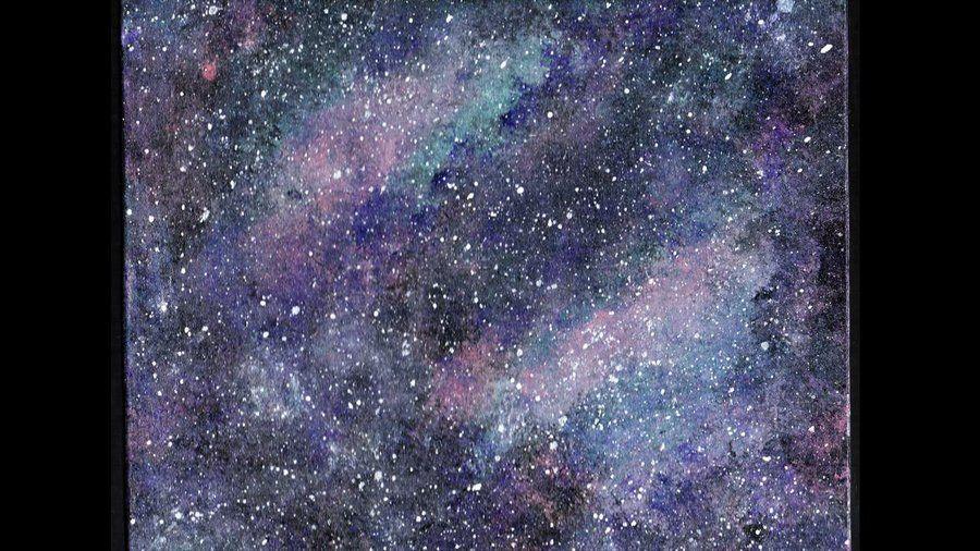 Como Pintar Una Galaxia Manualidades Como Pintar Dibujos Galaxia