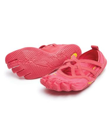 This Dark Pink Alitza Loop Sneaker - Women is perfect! #zulilyfinds