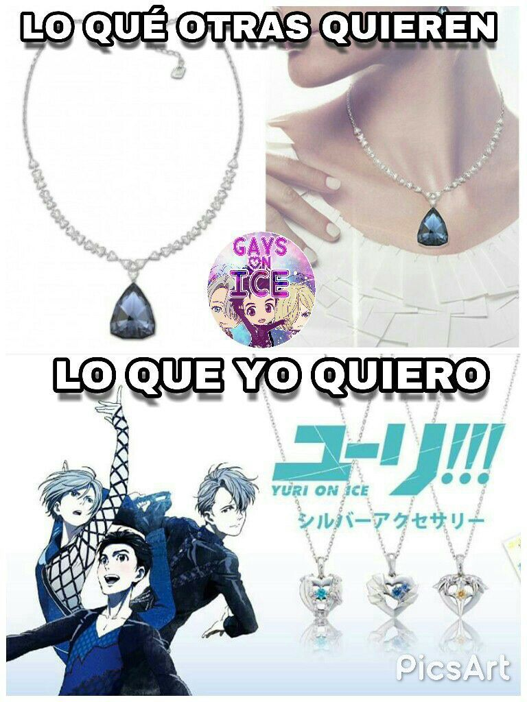 Memes de Yuri!!! on ice 2