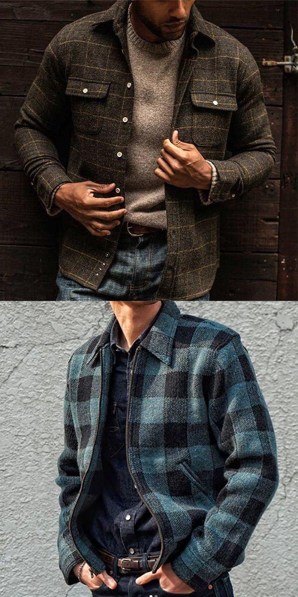 We fashion mantel herren – Parka jacke