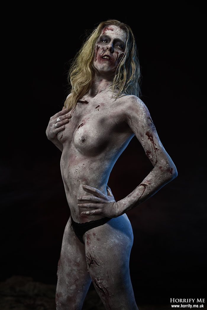 Erotic horror photography that