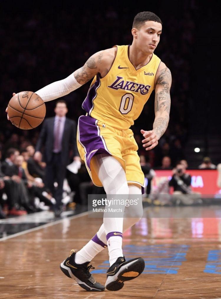 Kyle Kuzma Kyle Kuzma La Lakers Kyle