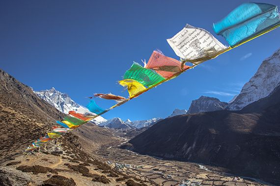 The Himalaya present the ultimate mountain adventure. See Everest Base Camp on a trip of a lifetime with REI.