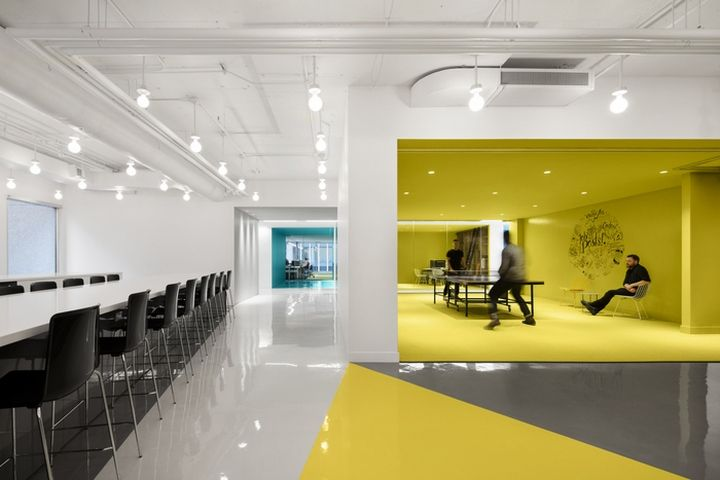 Playster Office By ACDF Architecture, Montreal U2013 Canada » Retail Design Blog