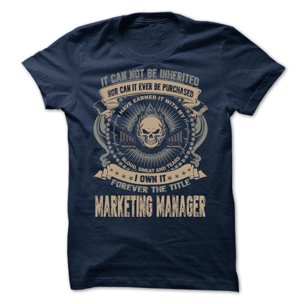 Unique Marketing manager fanatics T-Shirts, Hoodies. CHECK PRICE ==►…