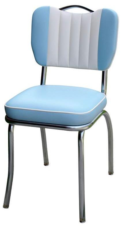 Great Diner Chair For Restaurants And Homes. It Can Be Custom Upholstered  In Any Color.