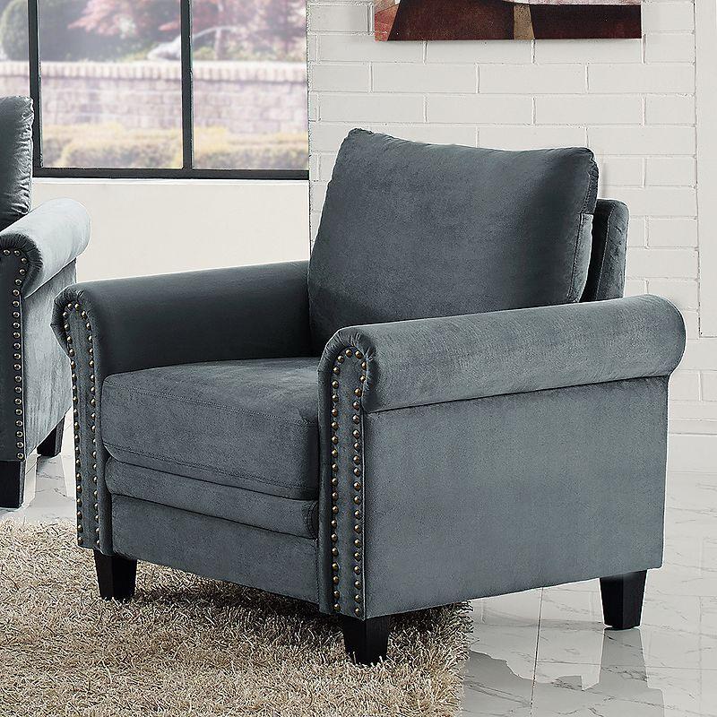 Calgary Accent Arm Chair Armchair
