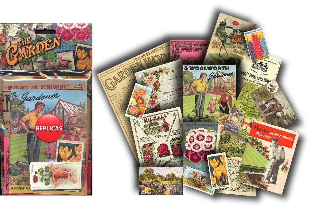 Details about The Garden Memorabilia Pack, Dementia