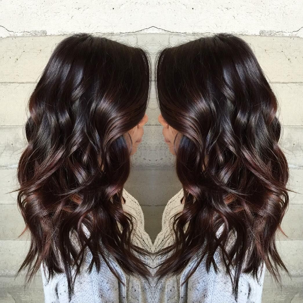 60 Chocolate Brown Hair Color Ideas for Brunettes in 2019 ...