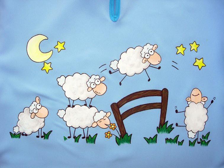 них барашек спит картинка южного