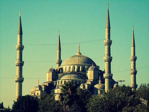 Morning of Mosques