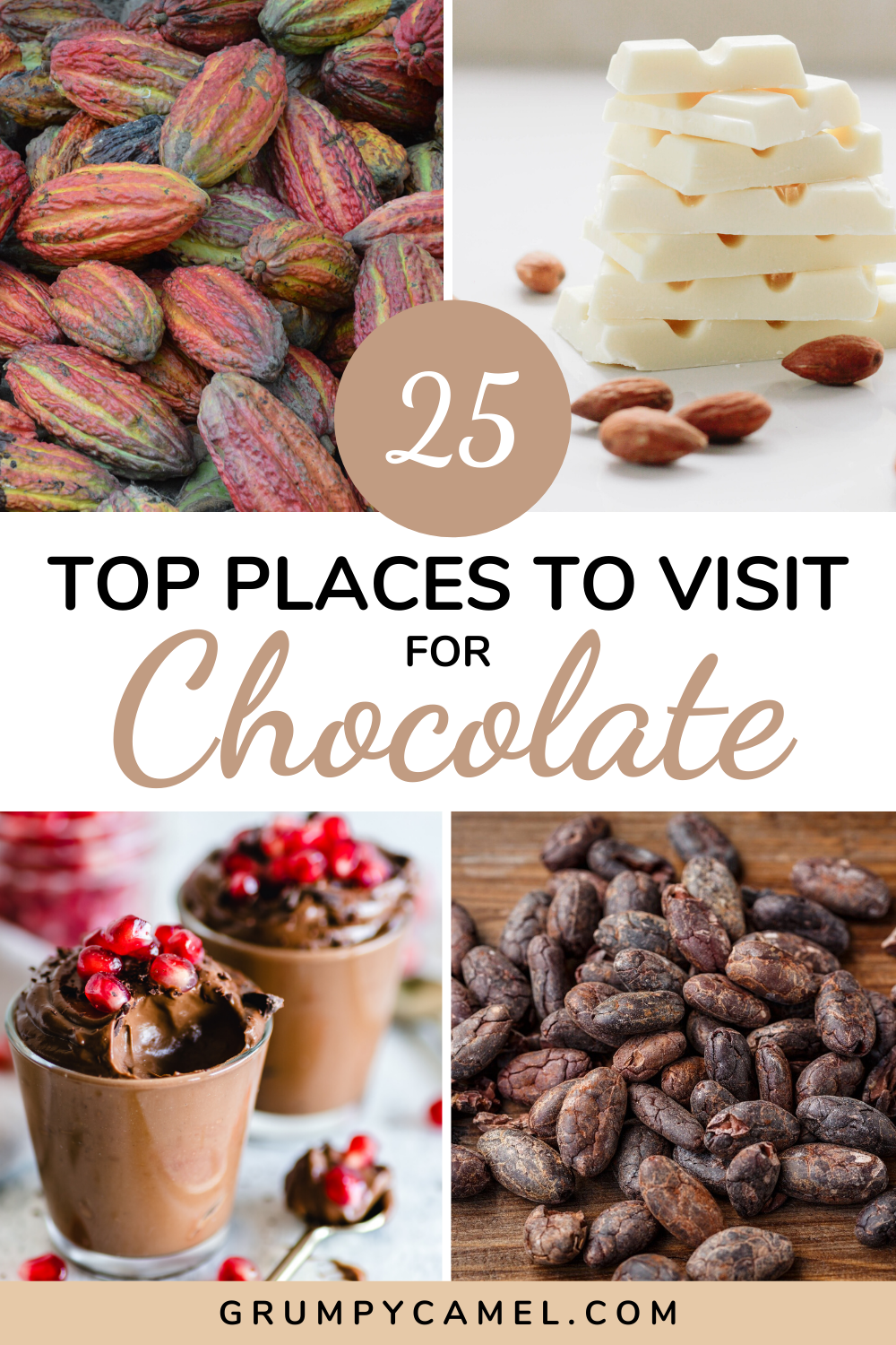 Photo of Travel Inspiration: 25 Places to Visit for Chocolate
