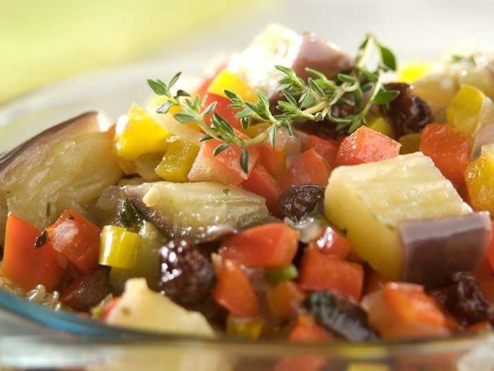 Salada De Berinjela Na Pressao Receita Com Imagens Salada De