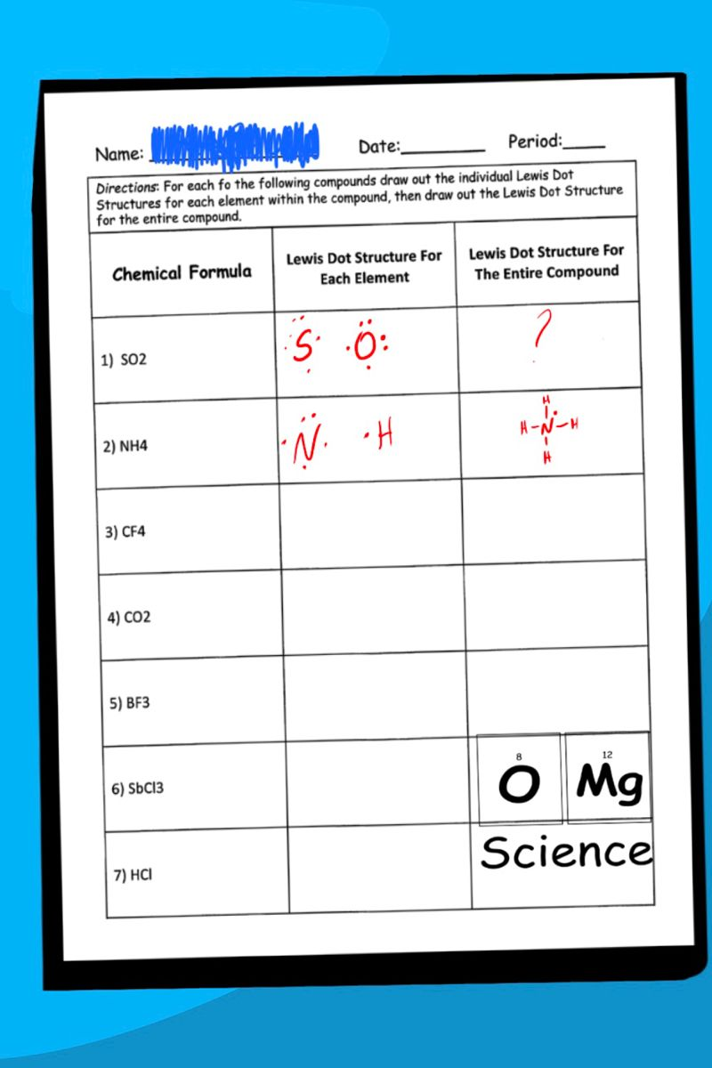 Pin on Chemistry Lewis Structures and Molecular Geometry