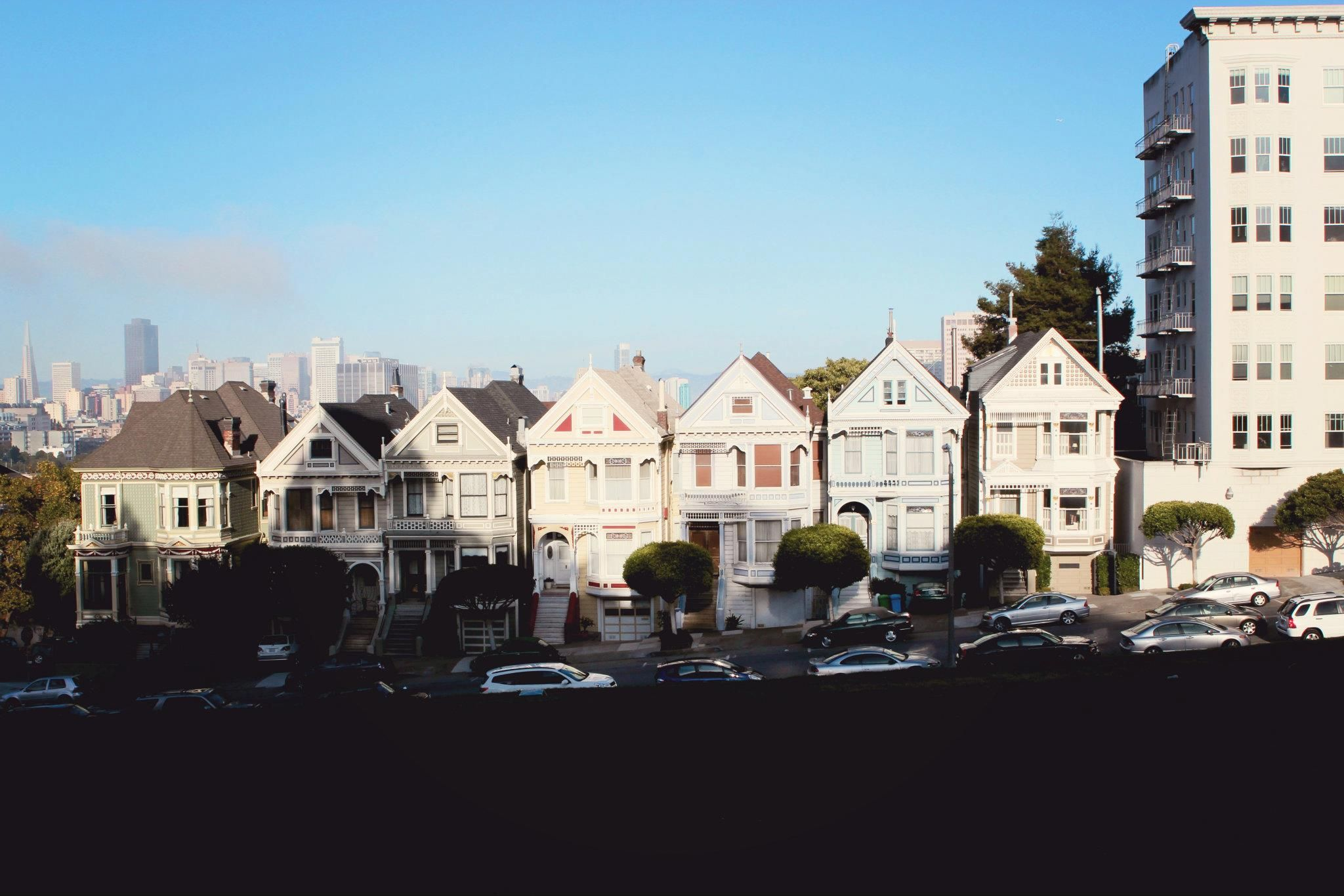 Painted Ladies - Alamo Square San Francisco, CA