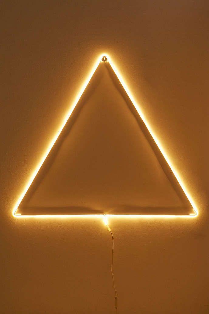 Triangle Decor Wall Light Wall Lights Triangle Decor Home Lighting