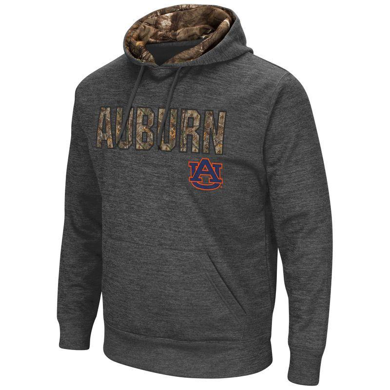 auburn under armour pullover