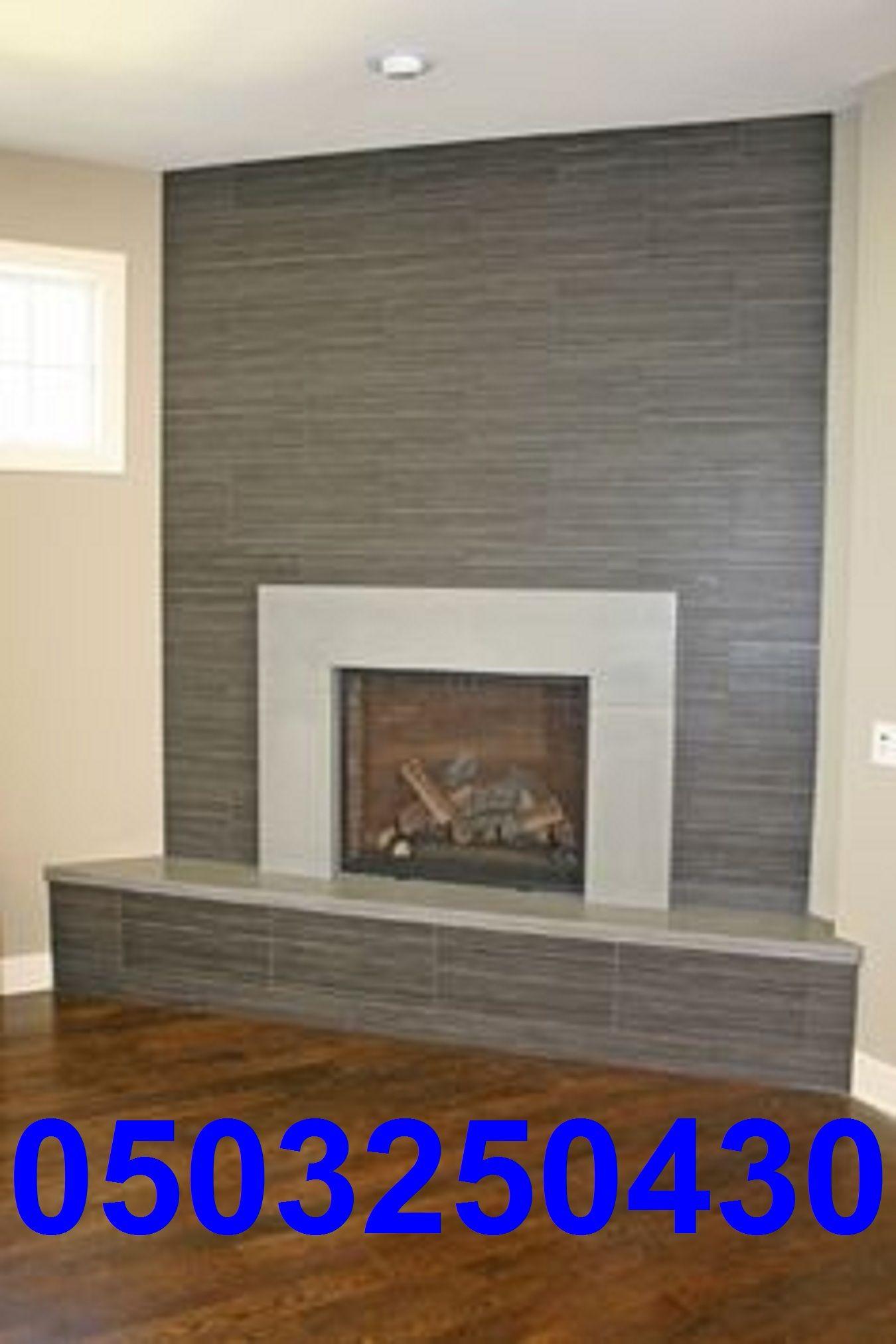 صور مشبات Modern Fireplace Corner Gas Fireplace Brick Fireplace Makeover