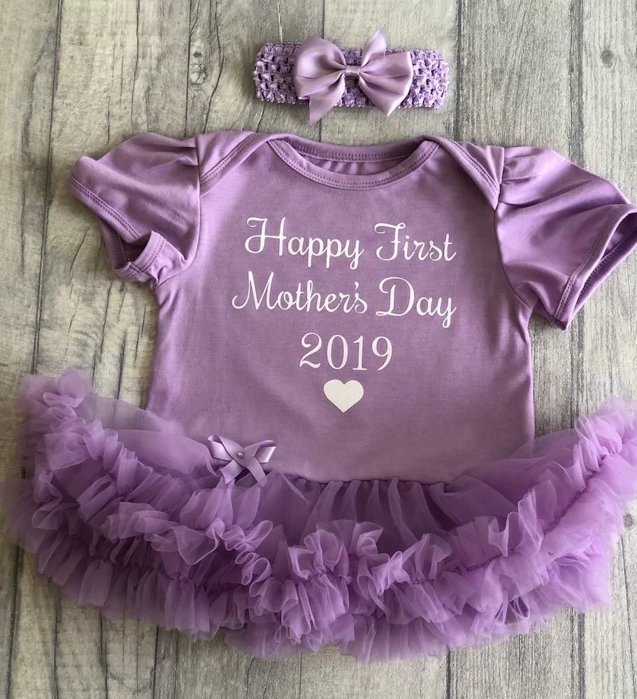 Little Secrets Childrens Clothing Baby Girls Happy Easter Pink Tutu Romper Dress with Bow Headband