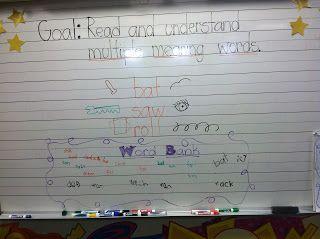 Spooky Multiple Meaning Words -- Freebie! (Pitner's Potpourri ...