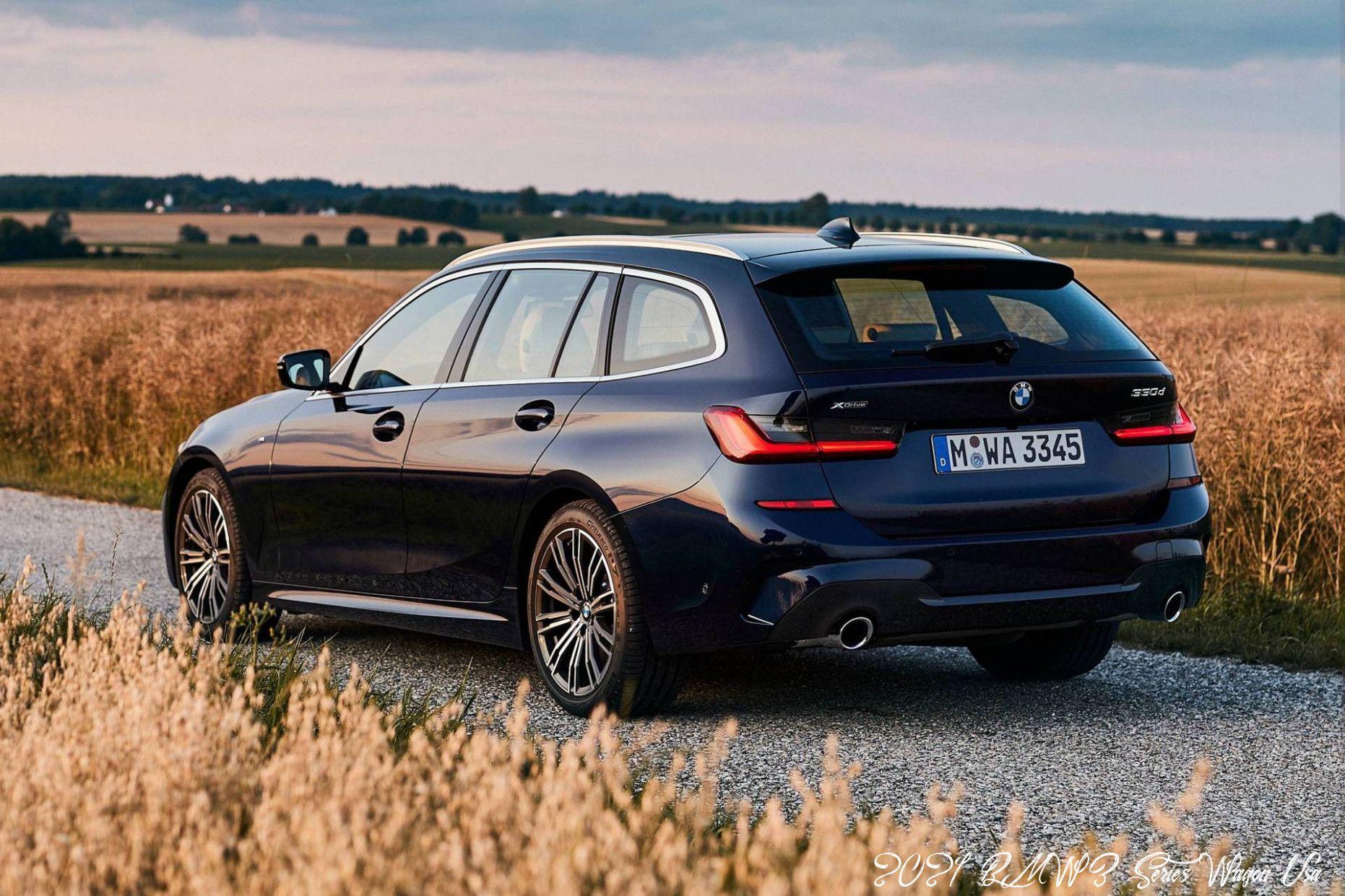 Motor 2021 BMW 3 Series Wagon Usa