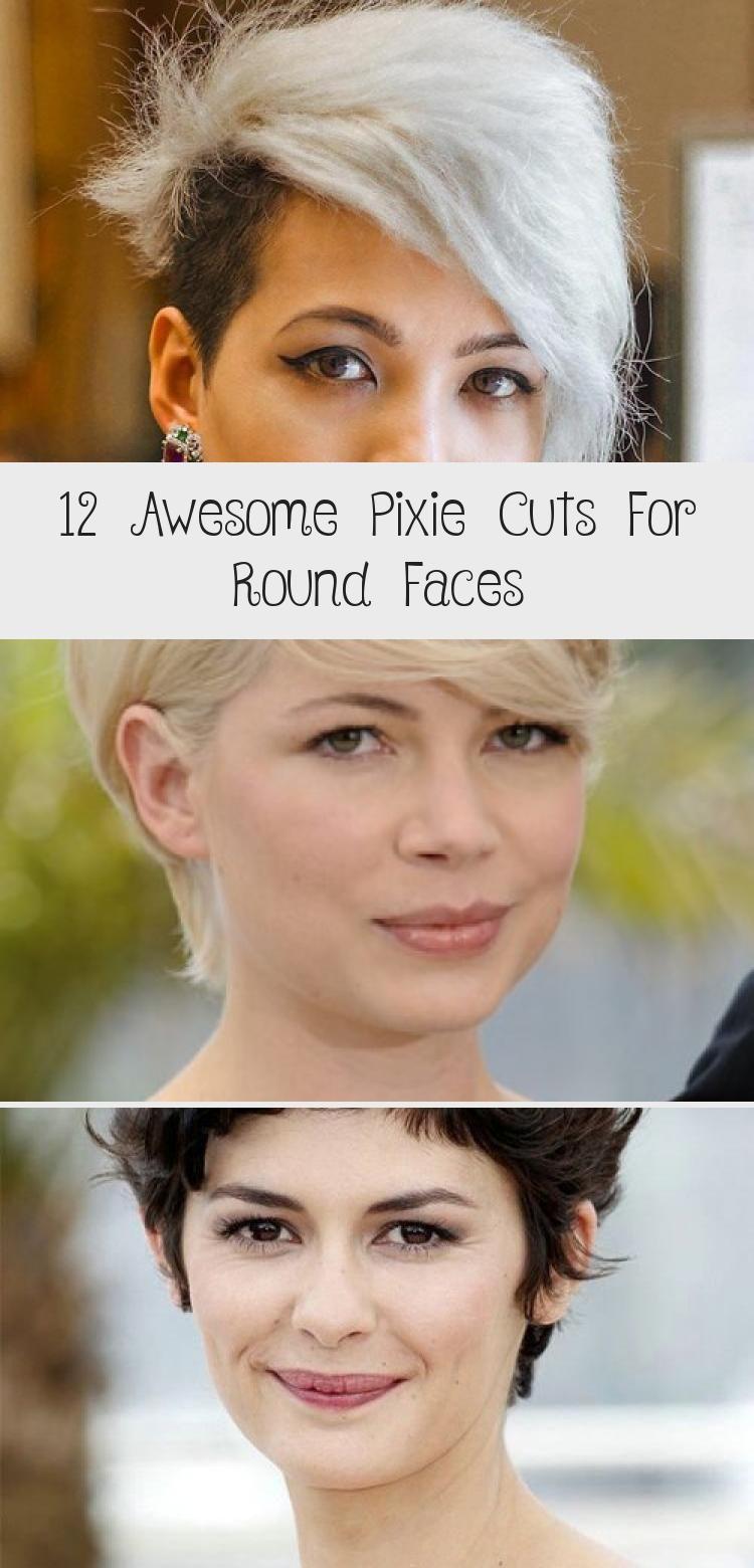 12 fantastische Pixie-Schnitte für runde Gesichter | Haarflechtstile | Entdecken Sie die Welt von …