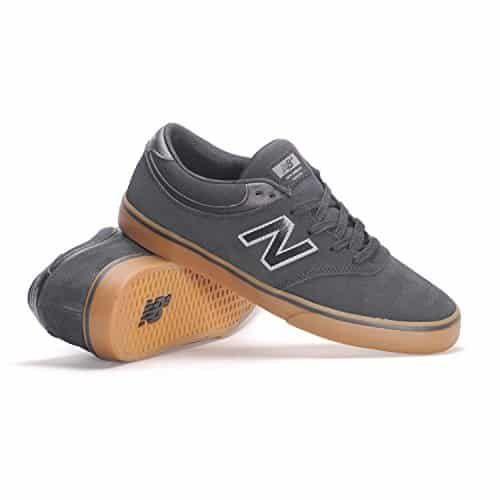 New Balance # Numeric Quincy 254 Sneakers (Black/Gum) Men's Suede Skating  Shoes - Online Skateboard Shop - DailySkateTube.com