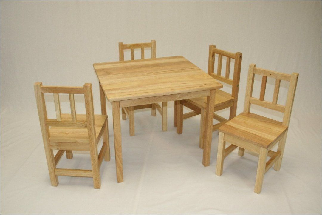 Best 50 Kids Table And Chair Set Wooden Table Chairs Wooden