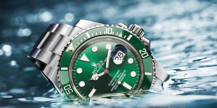 Đồng hồ Rolex cổ điển Submariner cái tên làm nên thương hiệu