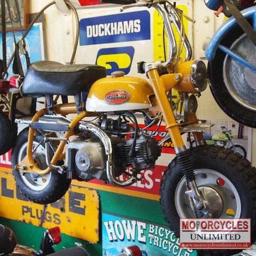 1972 Honda Z50 Ak2 Mini Trail For Sale Motorcycles Unlimited Honda Motorcycle Classic Motorcycles