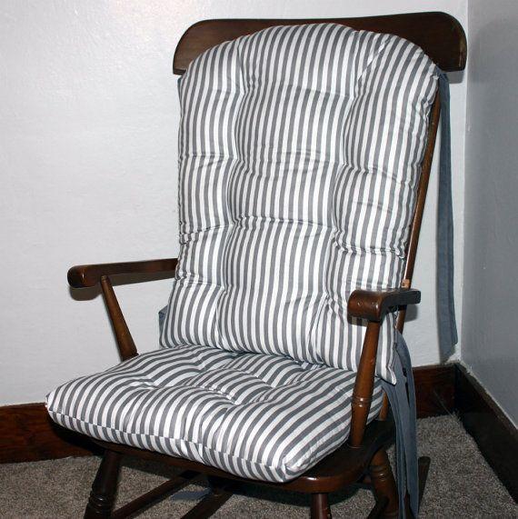 Custom Rocking Chair Cushions