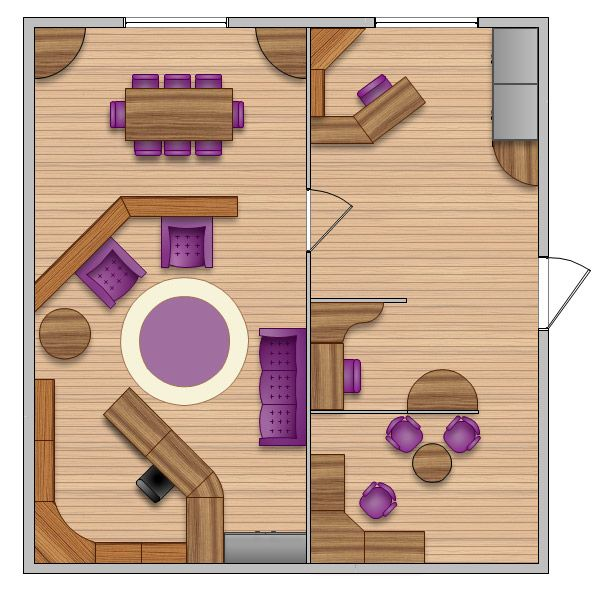 Office Design Layout Plan Office Design Idea Starters Pinterest