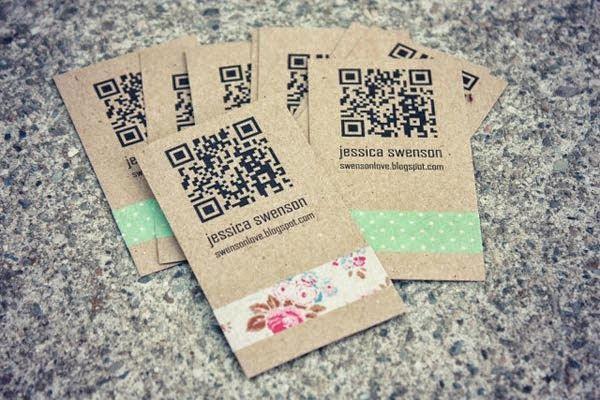 Diy business card ideas diy and ideas pinterest business cards diy business card ideas solutioingenieria Choice Image