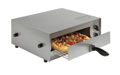 Tomlinson 1023230 Countertop Pizza Oven Single Deck 120v The