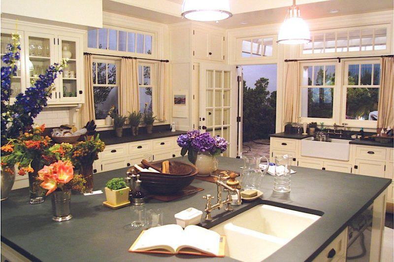 Something s Gotta Give Diane Keaton s Beach House in the Hamptons