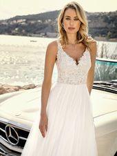 Klassische Brautkleider Hamburg-Eppendorf – Claudia Kromer – #Bridal Kleider #Clau …