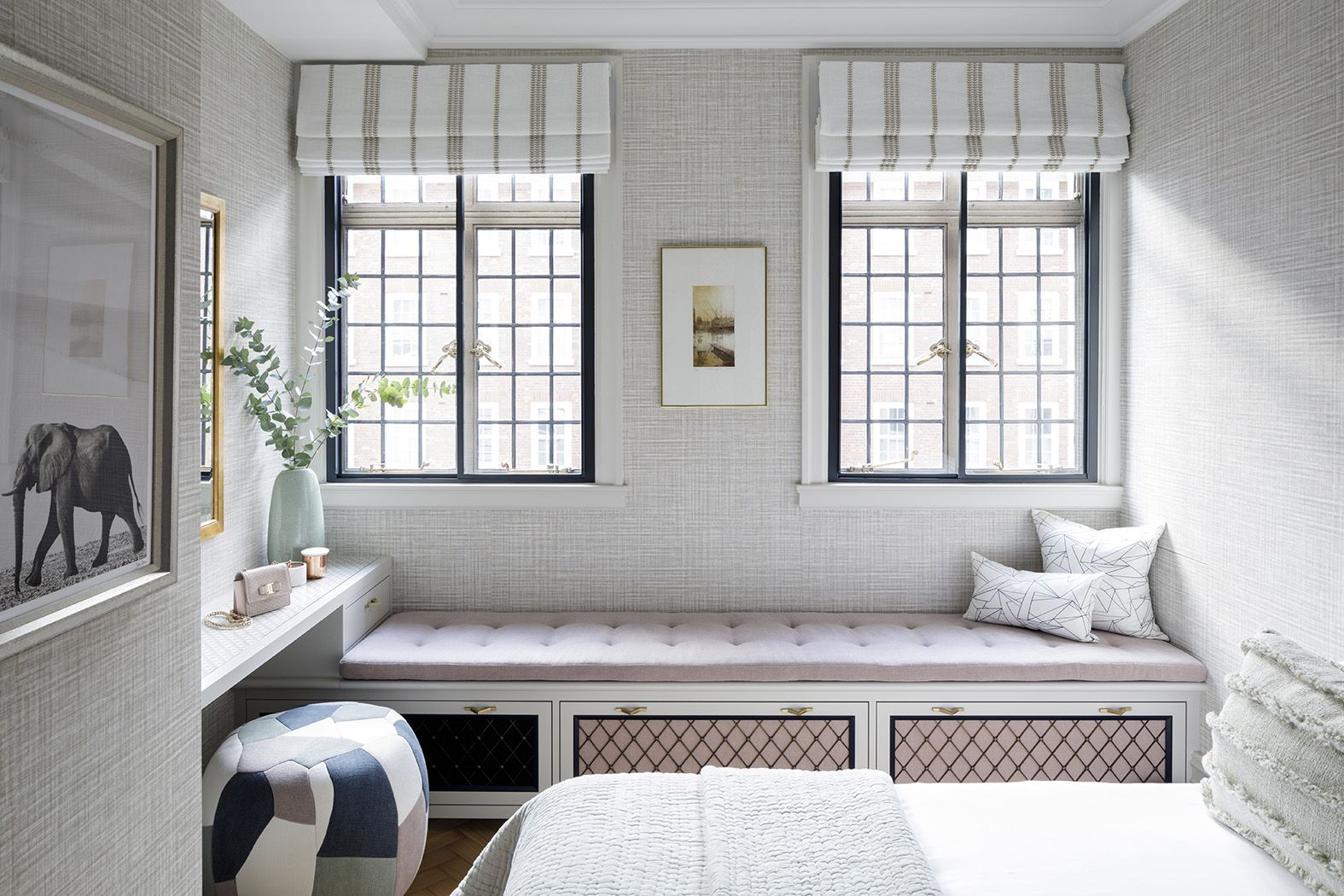 baker marylebone gunter amp co interiors bedroom on 62 Holistic Approach To Living Room Furniture id=74509