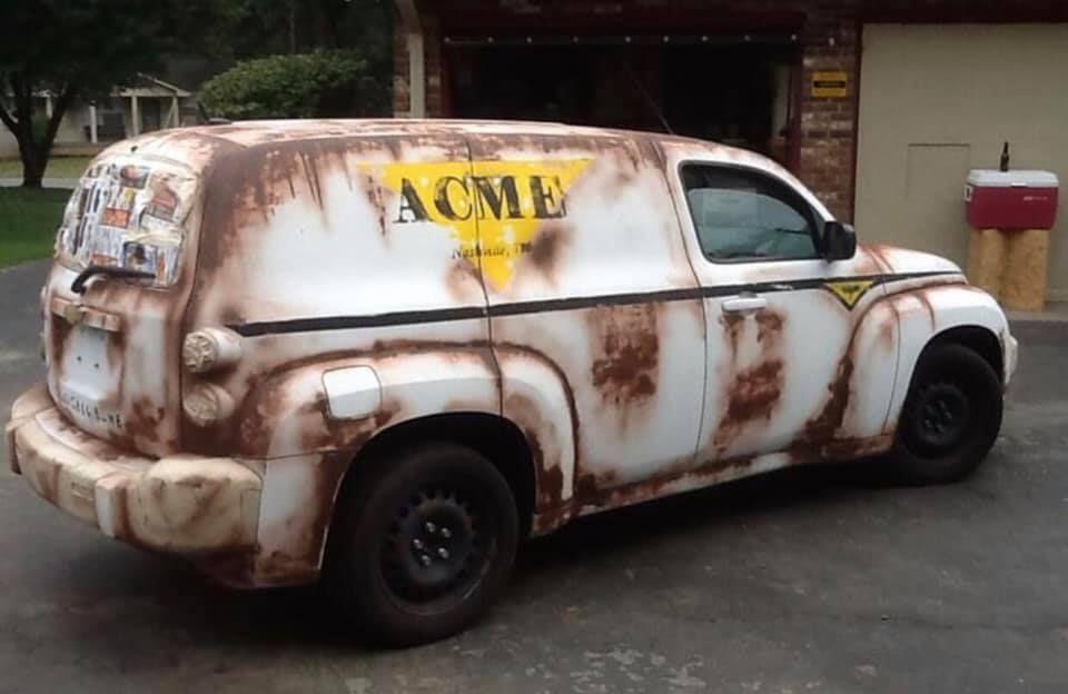 suck ass hhr Chevy