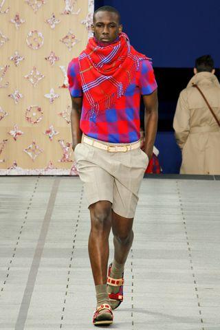 1e04fec1183d Louis Vuitton Spring 2012 Menswear