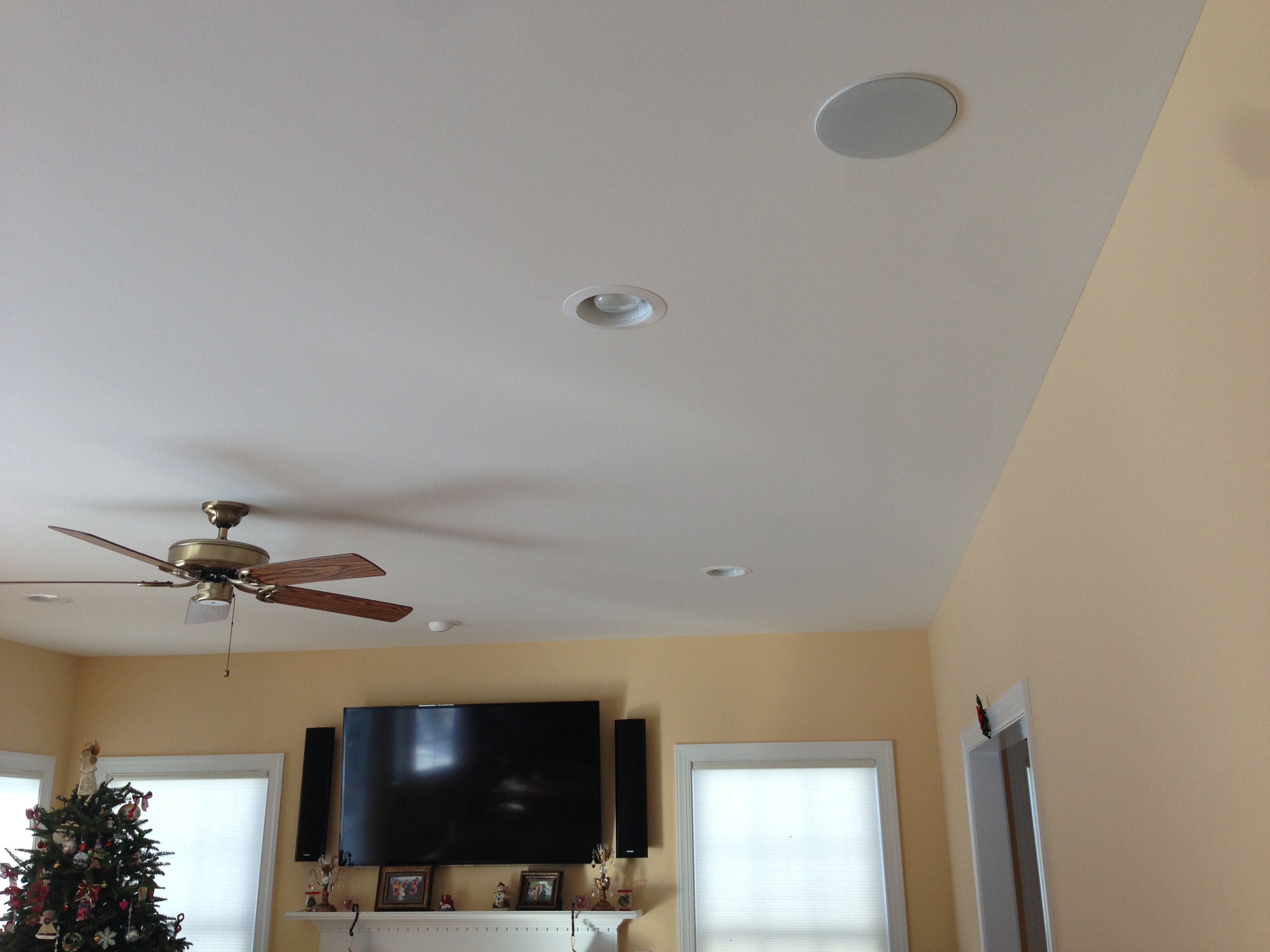 square sinclair speaker grill lcr ceilings in ceiling audio support wall