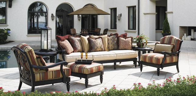 Tommy Bahama Outdoor Furniture, Luxury Patio Furniture
