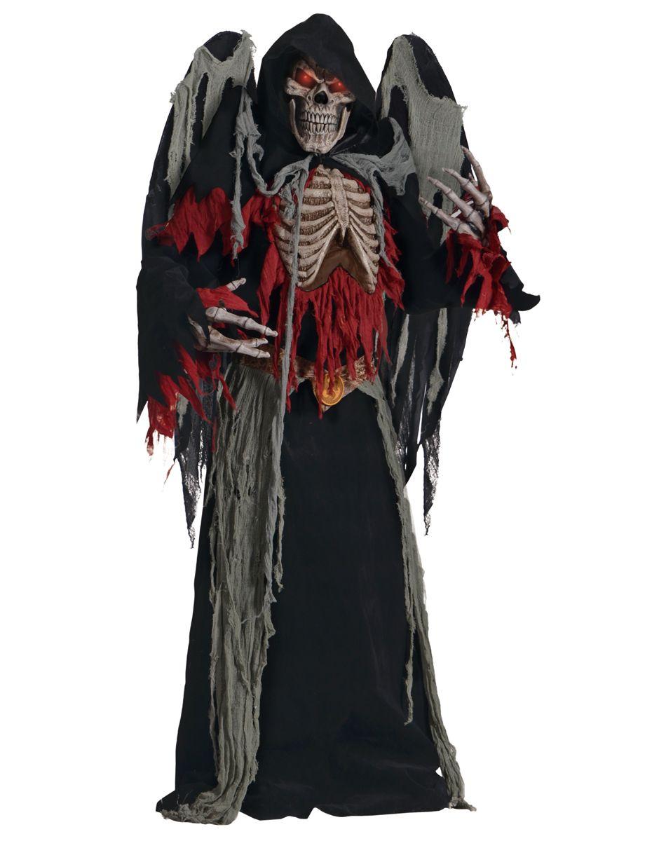 Winged Reaper Adult Mens Costume – Spirit Halloween | Halloween ...