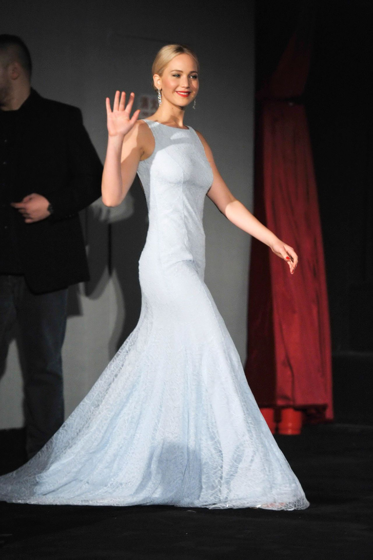 Jennifer Lawrence Is Winning the Comfy Press Tour Game | Hunger ...