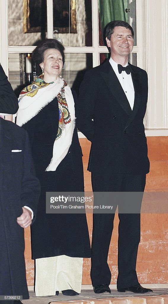 News Photo Princess Anne the Princess Royal and her