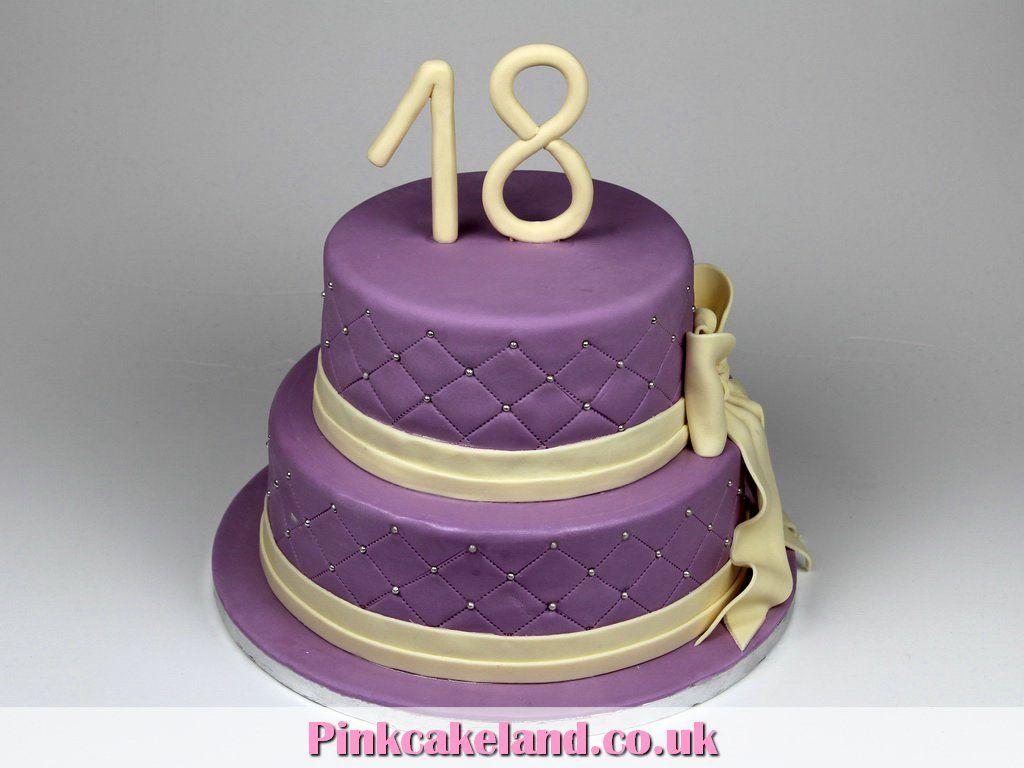 18th Birthday Cake for Girl in Chelsea LondonSee more celebration