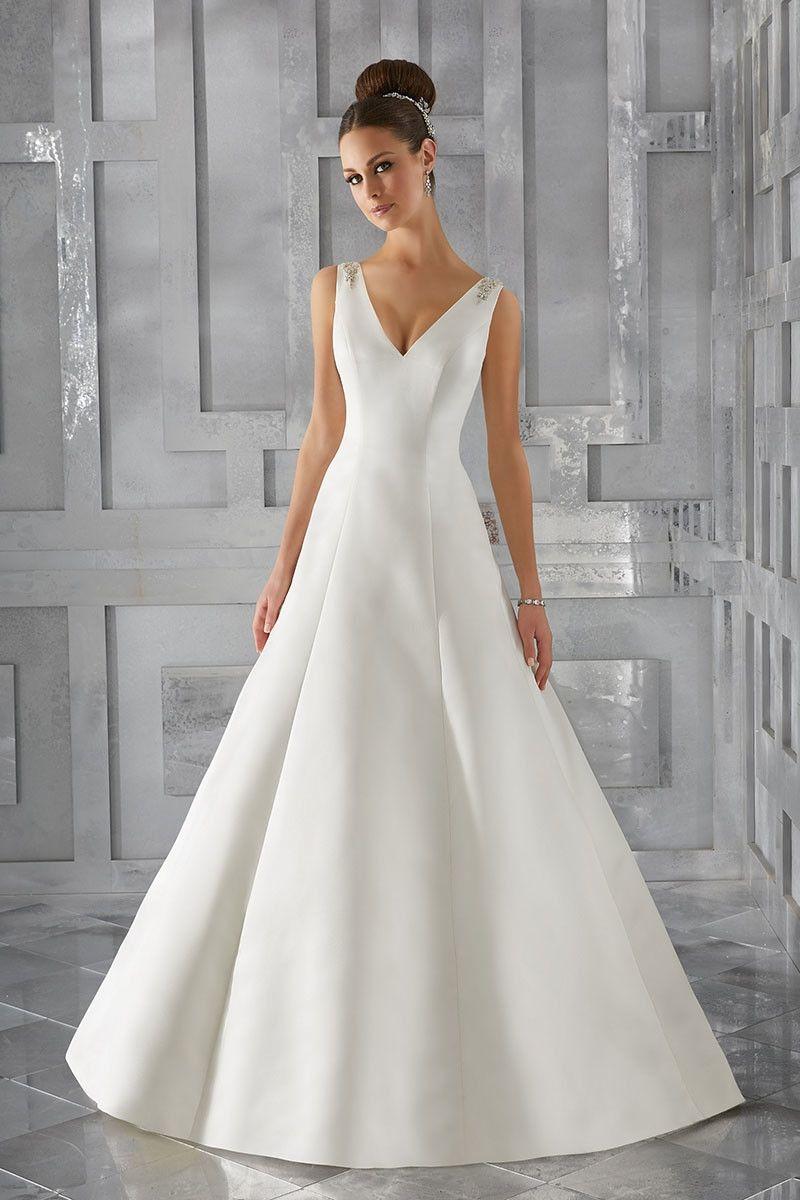 Wedding Dress out of Morilee by Madeline Gardner (5574)Malke, Style ...