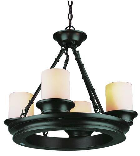 Patriot LightingR Elegant Home Evolet 4 Light 17 Chandelier At MenardsR
