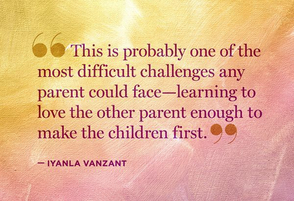 9 Quotes About the Challenges of Co-Parenting | Parents ...