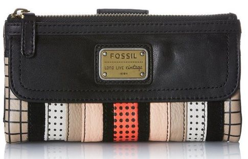 Fossil Emory PW Clutch... Gangham Vintage Style!