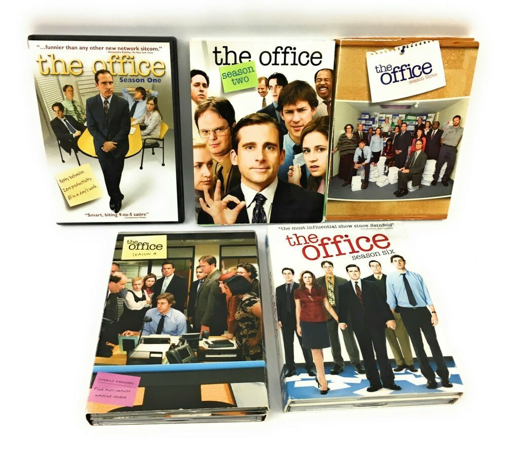 Seasons 1 4 6 Collection Dvd Set